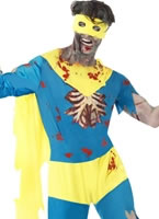 Zombie Superhero Costume [38886]