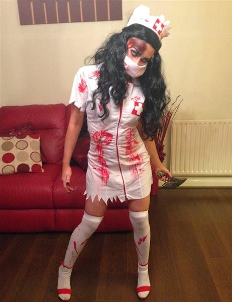 Halloween Scrubs