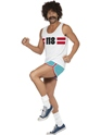 Adult 118 118 Male Runner Costume Thumbnail