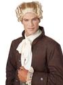 18th Century Blonde Peruke Wig Thumbnail