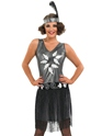 Adult 1920's Evening Dress Costume Thumbnail
