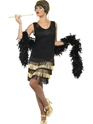 Adult 1920's Fringed Flapper Costume Thumbnail
