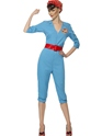 Adult 1940s Factory Girl Costume Thumbnail