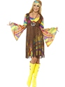 Adult 1960's Groovy Lady Costume Thumbnail