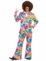 Adult 60's Psychedelic Suit Costume Thumbnail