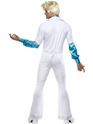 Adult 70s Disco Man Costume  - Side View - Thumbnail