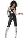 Adult 70's Glam Rock Chick Costume Thumbnail