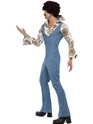 Adult 70's Groovy Disco Dancer Costume  - Back View - Thumbnail