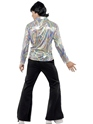 Adult 70's Mens Retro Costume  - Back View - Thumbnail