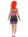 Adult 80s Fun Girl Costume  - Side View - Thumbnail