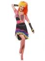 Adult 80s Fun Girl Costume Thumbnail