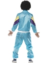 Adult 80's Height of Fashion Costume  - Side View - Thumbnail