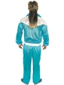Adult 80's Shell Suit Costume  - Side View - Thumbnail