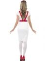 Adult A & E Nurse Costume  - Side View - Thumbnail