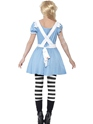 Adult Zombie Malice Costume  - Side View - Thumbnail