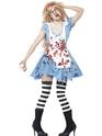 Adult Zombie Malice Costume Thumbnail