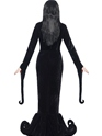 Adult Morticia Duchess of the Manor Costume  - Side View - Thumbnail