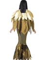 Adult Dark Cleopatra Costume  - Side View - Thumbnail