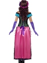 Adult Sugar Skull Costume  - Side View - Thumbnail