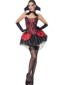 Adult Fever Seductive Vamp Costume Thumbnail