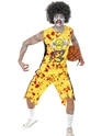 Adult Zombie Basketball Costume Thumbnail
