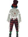 Adult Zombie Hatter Costume  - Side View - Thumbnail