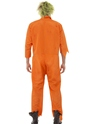 Adult Zombie Death Row Inmate Costume  - Side View - Thumbnail