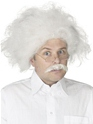 Adult Albert Einstein Wig and Moustache Thumbnail