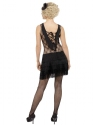 Adult All That Jazz 1920's Flapper Costume  - Side View - Thumbnail