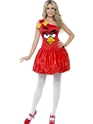 Angry Birds Red Female Costume Thumbnail
