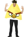 Adult Angry Birds Yellow Costume Thumbnail