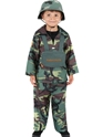 Child Army Boy Costume Thumbnail