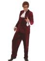 Adult Austin Powers Red Costume Thumbnail