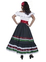 Adult Authentic Western Sexy Senorita Costume  - Side View - Thumbnail