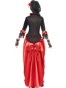 Adult Authentic Western Town Sweetheart Costume  - Side View - Thumbnail