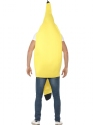 Adult Banana Costume  - Side View - Thumbnail