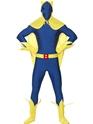 Adult Bananaman Second Skin Costume Thumbnail