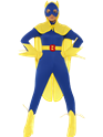 Adult Bananawomen Costume Thumbnail