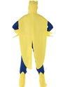 Adult Bananawomen Costume  - Side View - Thumbnail