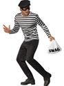Adult Bank Robber Costume Thumbnail