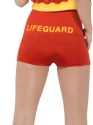 Baywatch Lifeguard Costume  - Back View - Thumbnail