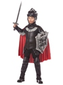 Child Deluxe Black Knight Costume Thumbnail