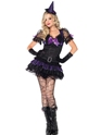 Adult Black Magic Babe Costume Thumbnail