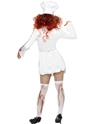 Adult Bloody Chef Costume  - Back View - Thumbnail