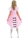 Adult Bo Peep Long Costume  - Side View - Thumbnail