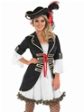 Adult Buccaneer Pirate Girl Costume Thumbnail