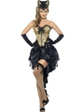 Adult Burlesque Kitty Costume Thumbnail