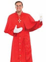 Adult Cardinal Costume  - Back View - Thumbnail