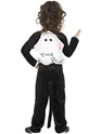 Child Cat Costume  - Back View - Thumbnail
