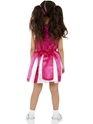 Child Cheerleader Childrens Costume  - Side View - Thumbnail